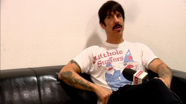 Magyarul posztolt a Red Hot Chili Peppers