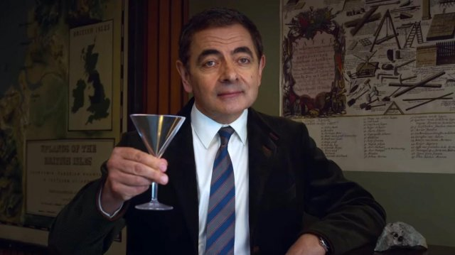 Traileren a Johnny English 3. része!